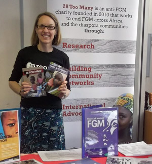 Two years on: the fight against FGM with Ann-Marie Wilson