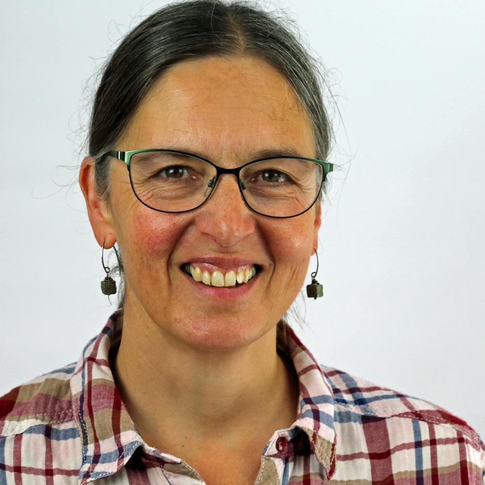 Alison Duckers :