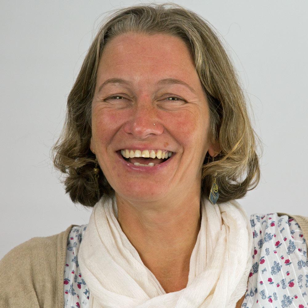 Idina Dunmore : Chaplain to the MA course, Oxford