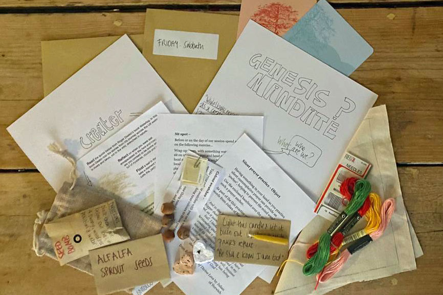 contents of Justice and Environment box