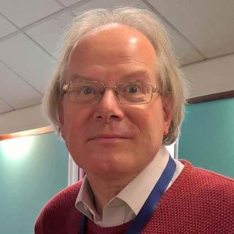 John Tasker : Chaplain to the African Christian Diaspora MA students