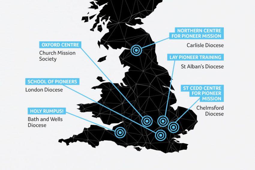 Hubs-Map