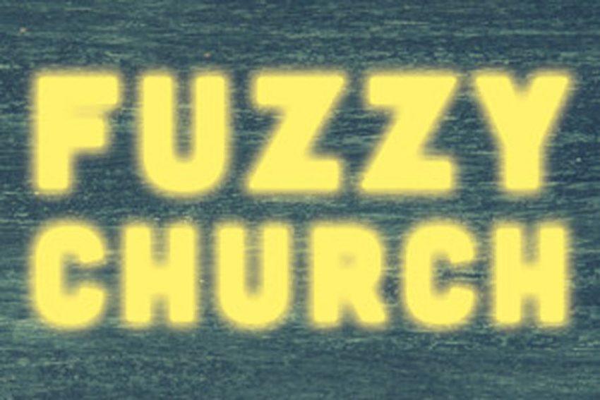 Fuzzy Church book cover